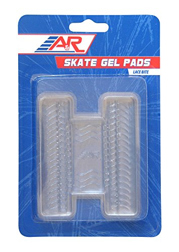 A&R Sports Lace Bite Skate Gel Pad (Lace Pads)