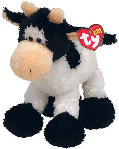 2e53d8afcb8 Image Unavailable. Image not available for. Color  Ty Beanie baby Moosly cow