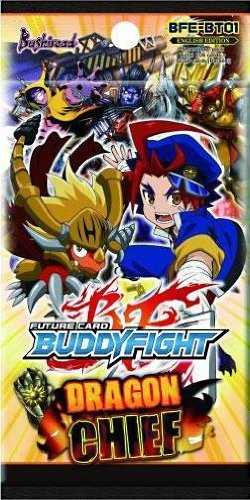 Dragon Booster Pack - Future Card BuddyFight BFE-BT01 Dragon Chief Booster PACK