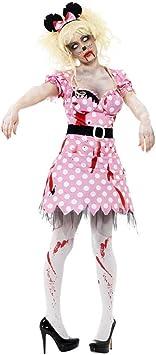 Horror-Shop Disfraz de ratón Zombie M: Amazon.es: Juguetes y ...