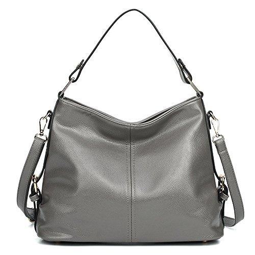 Women Top Handle Handbags Designer Purse Shoulder Bag Satchel Messenger Tote Bag (Light - High Shopping Online Brands End