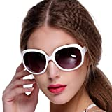 Blueis New Women's Retro Vintage Style Sunglasses Outdoor Driving Eyewear Glasses Sunglasses