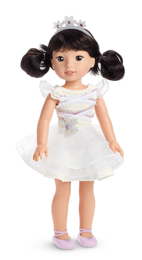 American Girl WellieWishers Sparkling Snowflakes Outfit American Girl - Toys FGF70-9665