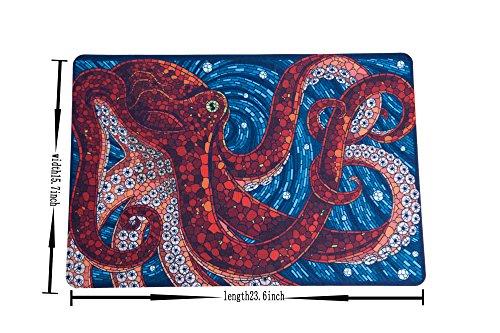 octopus Doormat,Size 23.6
