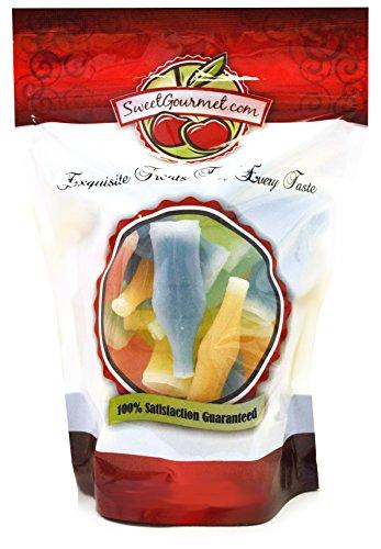 SweetGourmet Nik-L-Nip Wax Bottles Candy, 16 Oz. by SweetGourmet