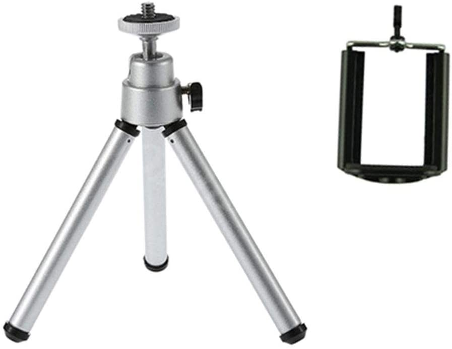 Benlet Adjustable Tripod Phone Holder Extendable Stand Aluminum Alloy Self-Timer Mount Tripods