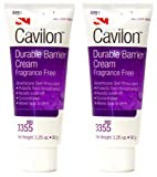 Cavilon 3M Durable Barrier Cream Unscented 3.25 Ounce (92G) Tube by Cavilon 2 tubes