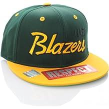 UAB Alabama Birmingham Blazers Script Style NCAA Football Flat Bill Snapback ...
