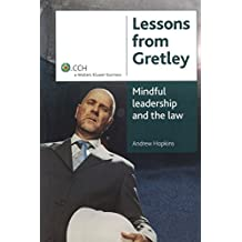 Lessons from Gretley: Mindful Leadership and the Law by Andrew Hopkins (2007-03-01)