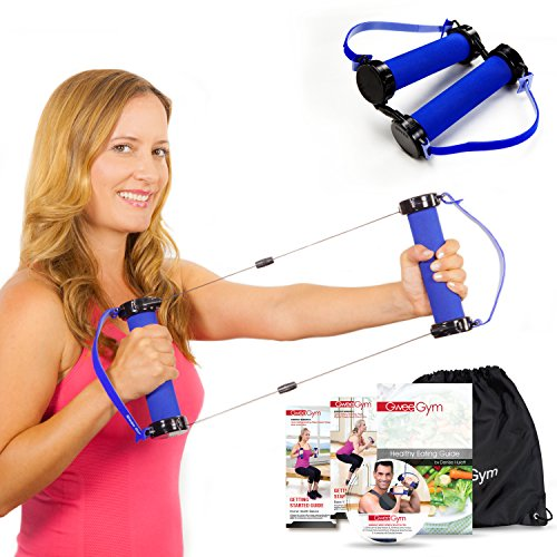Exercise+DVD Products : Gwee Gym Lite Total Body Workout Kit with Workout DVD, Travel Bag, and Healthy Eating e-Book