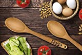 Personalized Wooden Spoon, Engraved Wooden Spoon, Personalized Spoon Deal (Small Image)