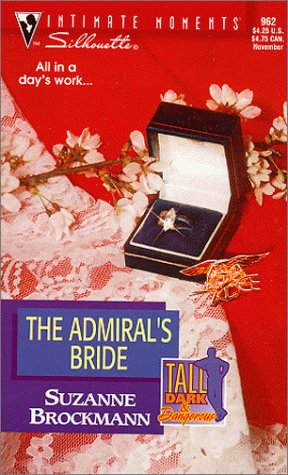 book cover of The Admiral\'s Bride