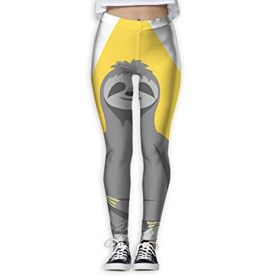 EWDVqqq Girl Yoga Pant Live Slow Die Whenever High Waist Fitness Workout Leggings Pants