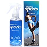 "SurgeCool Sports Cooling Spray 5Fl Oz : Evaporative Cooling Effect ""Portable Air Conditioning, Beat The"