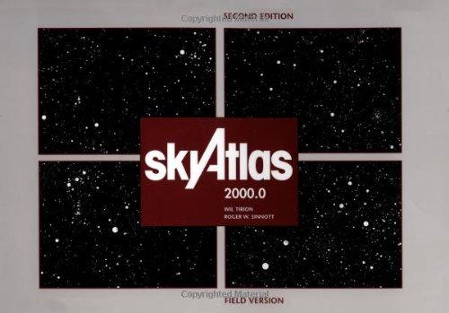 Sky Atlas 2000.0, 2nd Deluxe Unlaminated Version
