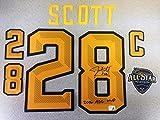 John Scott Signed Autographed 2016 All-Star Game Jersey Number Full Custom Kit