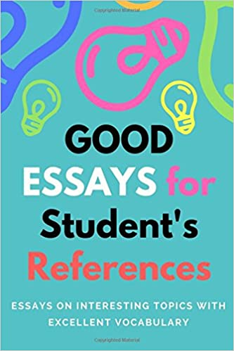 good essays for students references mani jack   good essays for students references paperback  march