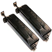 Airsoft Gear Parts Accessories 2pcs CYMA Pistol Magazine Shape 90rd Speed BB Loader