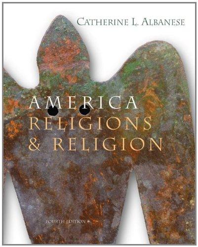 America: Religions and Religion