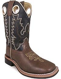 Kids Blaze Square Toe Boots