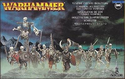 Warhammer Deathrattle Skeleton Warriors by Games Workshop