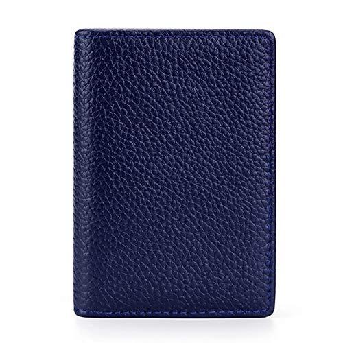 Borse Mini Unisex Portafoglio E Pelle In Portamonete Blue Hhf a Pelle Portafogli ZdR4xRtq
