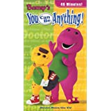 Barney - You Can Be Anything