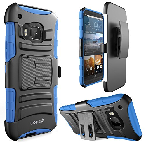HTC One Case Protective Kickstand