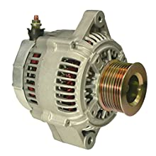 DB Electrical AND0220 Alternator for John Deere Tractor for Models 7600, 7700, 7800 and 8100