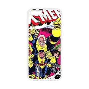 iPhone 6 Plus 5.5 Inch Cell Phone Case White X Men Qcgl