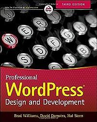 Professional Wordpress: Design and Development