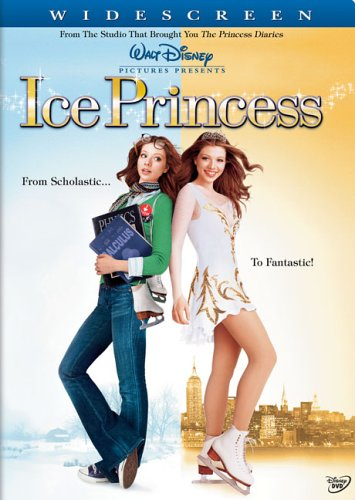 Image result for ice princess dvd