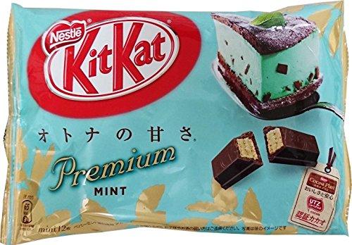 Kitkat Premium Mint