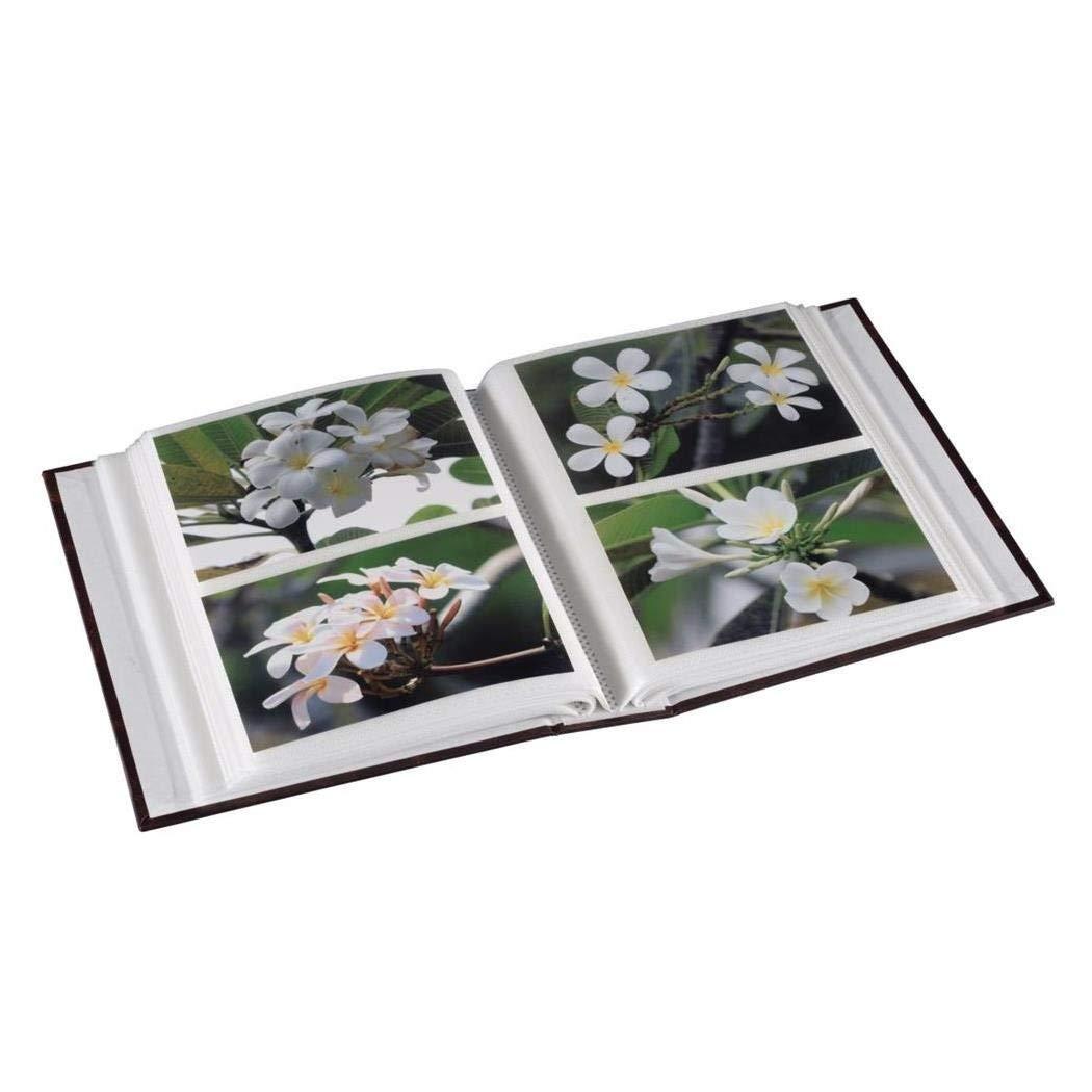 Burgund Hama Einsteckalbum Birmingham 9x13//200