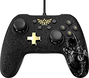 Nintendo Switch Core Plus Wired Controller - Zelda