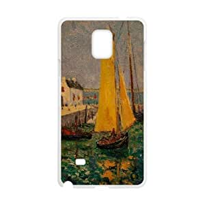 Samsung Galaxy Note 4 Cases Painting Montreal Museum of Fine Arts, - [White] Tyquin