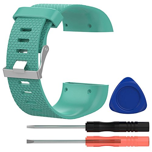 Picture of a GBSELL Replacement Silicone Wristband Band 654834519476