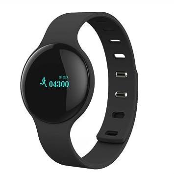 Sopear H8 Bluetooth 4.0 Inalámbrico Pulsera Muñeca Inteligente Podómetro Reloj de Seguimiento para iPhone iOS Samsung Xiaomi Nokia Smartphones Android ...