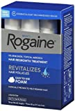 Rogaine Economy Pack for MenHair RegrowthTreatment , Easy-to-Use Foam, Jumbo Pkg 6 Month Supply (6 of the 2.11oz Cans)