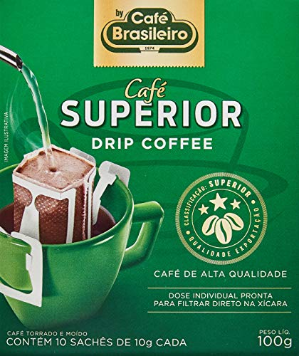 Café em Drip Superior 100g