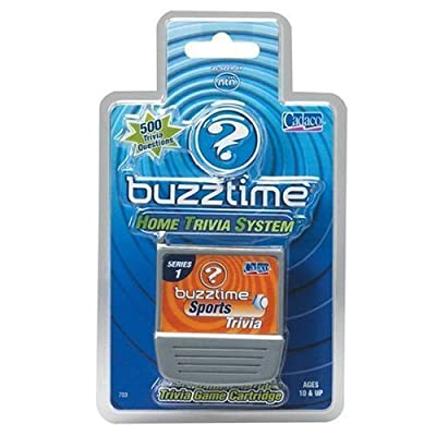 NTN Buzztime Sports Trivia Game Cartridge: Toys & Games