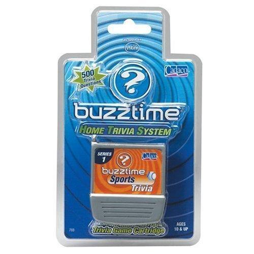NTN Buzztime Sports Trivia Game Cartridge