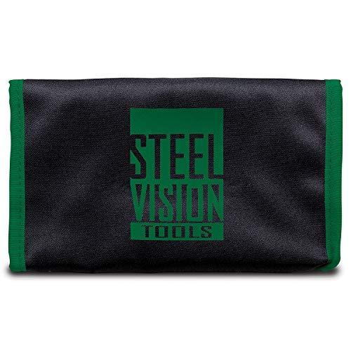 Steel Vision 32000 Auto Darkening Welding Helmet Mask Kit - Welding Goggles, Mask, Hood & Bump Cap by Steel Vision (Image #7)