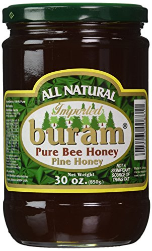 Price comparison product image Ziyad Buram Honey without Combs,  Pine,  30 Ounce