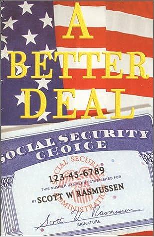 A Better Deal : Social Security Choice