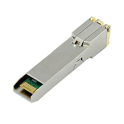 10G SFP Copper Cisco Compatible 10Gbase-T SFP RJ45 Connector SFP to Copper  Fiber Transceiver Module 10Gbps 30M over Cat6a/7
