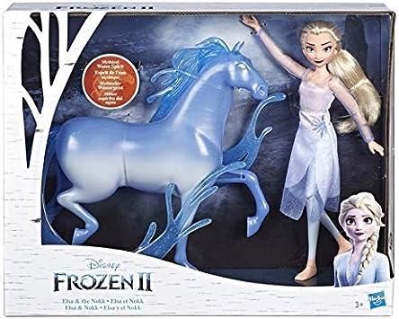 Frozen 2 Nokk y Elsa Pack Disney: Juguetes y juegos - Amazon.es