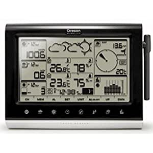 Oregon Scientific WMR200CA Main Display Console for the WMR200