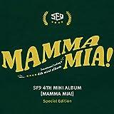 4th Mini Album: MAMMA MIA! (Special Edition)