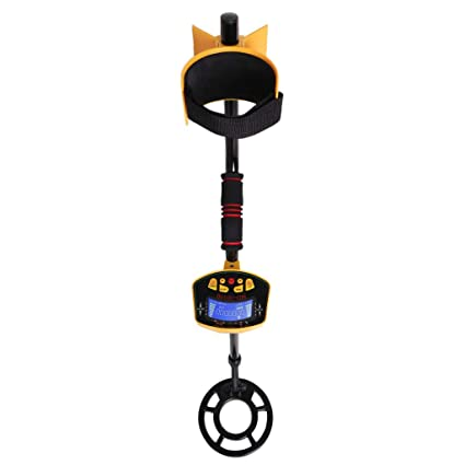 Image Unavailable. Image not available for. Color: MD-3010II Underground Metal Detector ...
